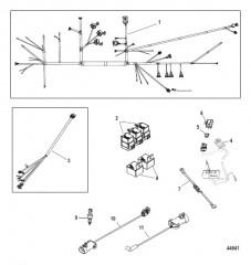 Схема Компоненты рулевого механизма Гидроусилитель