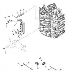 Схема Монтаж PCM