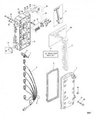 Схема Система контроля топлива (0G367000 и выше)