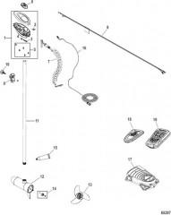 Схема Complete Trolling Motor