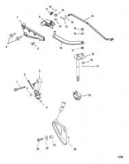 Схема Рычажный механизм (Ручной BigFoot)