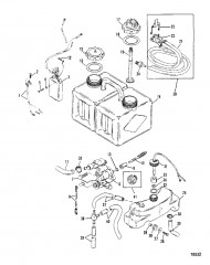 Компоненты системы впрыскивания масла