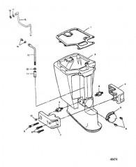 Ножка двигателя