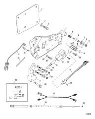 Компоненты диска переключения передач (NXT1)
