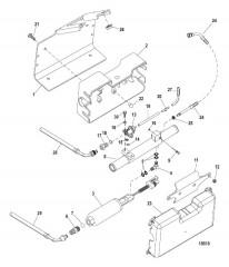 Схема Fuel Supply Module (Alpha)