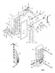 Схема Система контроля топлива