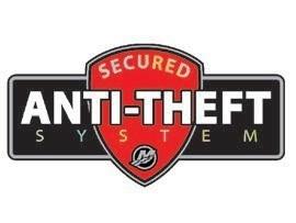 Наклейка охранной противоугонной системы – Mercury TDS