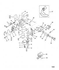 Схема Карб. (15)(USA-С/Н-0G112449/BEL-С/Н-9831799 и ниже)