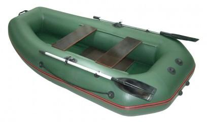 Лодка надувная МУРЕНА MS-270 (СЛАНЬ) ОЛИВКОВАЯ