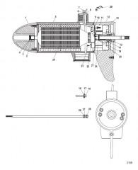 Схема Нижний блок в сборе (70# – переменная) (MVS397022)