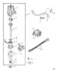 Схема Компоненты системы зажигания EST