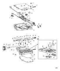 Ножная педаль в сборе (M0099103)