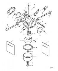 Схема Карбюратор