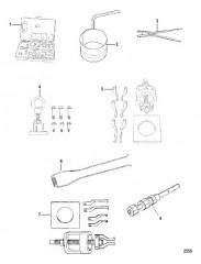 Схема Специальные инструменты