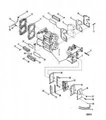 Схема БЛОК (US-0B114230/Can-0A719660/BEL-9467987 и ниже)