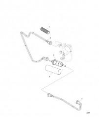 Схема Топливопроводы