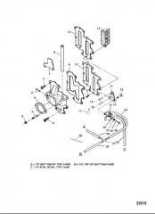 Пластина пластинчатого клапана и заливочный насос