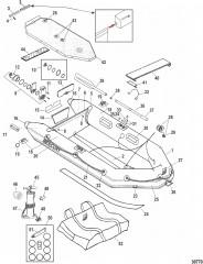 Модели Air Deck (Белый и светло-серый Lodestar)