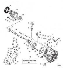 Трансмиссия и компоненты (Вставной)