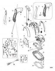 Дистанционное управление – DTS Легкий нактоузный (конструкцияII)