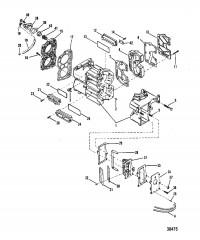 Схема БЛОК (US-0B114231/Can-0A719661/BEL-9467988 и выше)