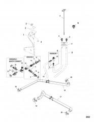 Сливная система (С/н 0L630000 и выше)