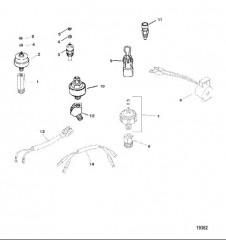 Схема Senders and Sensors