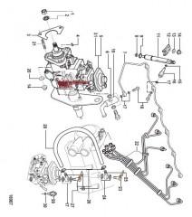 Впрыск топлива (Все механические двигатели)