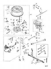 Схема ЭЛЕКТРИЧЕСКИЙ ПУСК