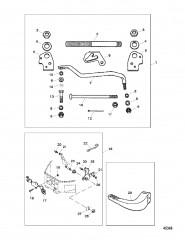 Схема Тяга ДУ