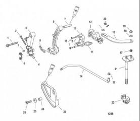 Схема Рычажный механизм (Электрич. BigFoot)