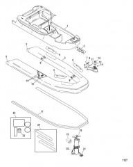 Схема Компоненты корпуса и трубы