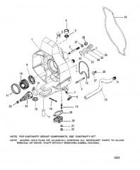 Схема Корпус кардана