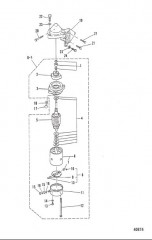 Схема СТАРТЕР (E-101515/EL-404000 и ниже)