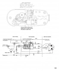 Схема электрических подключений (Модель TE109V) (36 В)