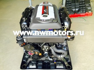 Комплект: двигатель Mercruiser 6.2L 350 л.с. + транцевая сборка Bravo + поворотно-откидная колонка Mercruiser Bravo Three 3 Изображение 7