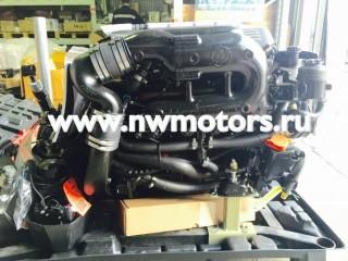 Комплект: двигатель Mercruiser 6.2L 350 л.с. + транцевая сборка Bravo + поворотно-откидная колонка Mercruiser Bravo Three 3 Изображение 6
