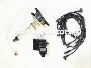 Комплект распределителя и катушки зажигания Mercruiser 4.3Lкарбюратор