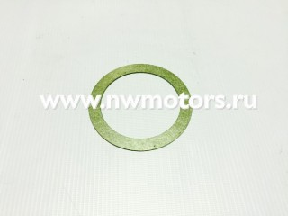 Регулировочная шайба/race, (.0605/.0614 thick) green, thrust подшипник