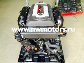 Комплект: двигатель Mercruiser 6.2L 300 л.с. + транцевая сборка Mercruiser Bravo + поворотно-откидная колонка Mercruiser Bravo Three 3 Изображение 6