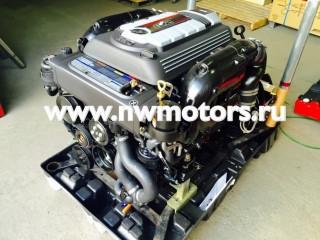 Комплект: двигатель Mercruiser 6.2L 350 л.с. + транцевая сборка Bravo + поворотно-откидная колонка Mercruiser Bravo Three 3 Изображение 4