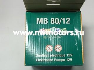Насос электрический Bravo MB 80/12 Изображение 5