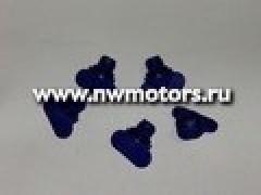 ПРОБКА В СБОРЕ, (.500-13) Blue, СЛИВНОЙ ФИТИНГ 806608A02, 806608A1