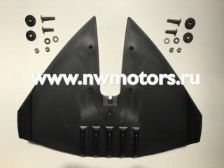 Гидрокрыло SE Sport 300 для подвесных моторов мощностью 40 - 300 л.с. и поворотно откидных колонок Mercuiser Alpha / Bravo Изображение 4
