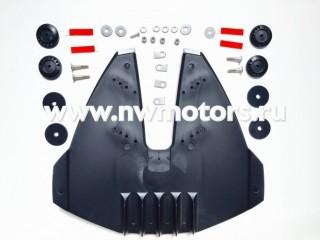 Гидрокрыло SE Sport 400 для подвесных моторов мощностью 40 - 400 л.с. и поворотно откидных колонок Mercuiser Alpha / Bravo Изображение 4