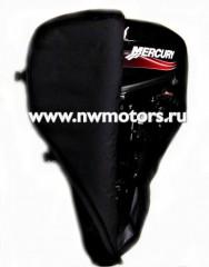 Чехол для лодочного мотора Mercury/Меркурий 8 л.с. 4-х тактный для переноски и хранения Изображение 2