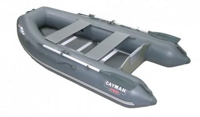 Надувная ПВХ лодка «Кайман N-285»