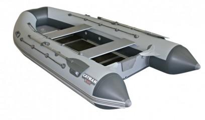 Надувная ПВХ лодка «Кайман N-400»