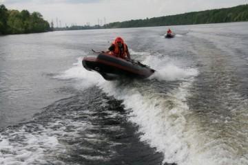 Надувная ПВХ лодка «Командор KMD-470»