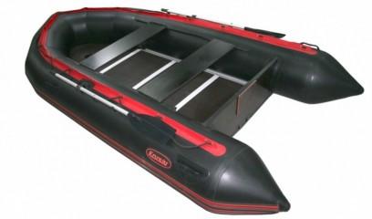 Надувная ПВХ лодка «Командор KMD-350»